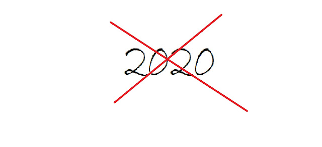 Żegnaj 2020!/Good bye 2020!