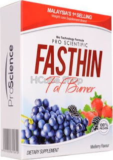 FASTHIN FAT BURNER