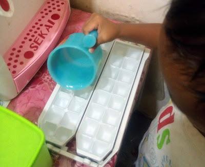 kegiatan anak di rumah