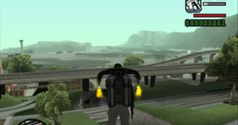 Kode Cheat GTA San Andreas PS2 Lengkap Bahasa Indonesia