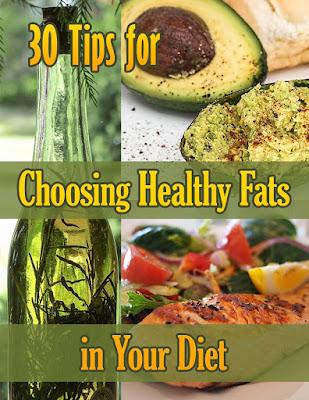 Choosing Healthy Fats In Your Diet