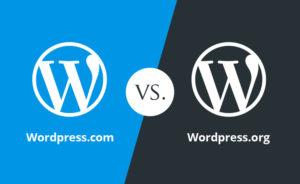 Memahami Perbedaan Wordpess.com dan WordPress.org