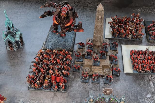 Malowanie na zlecenie warhammer