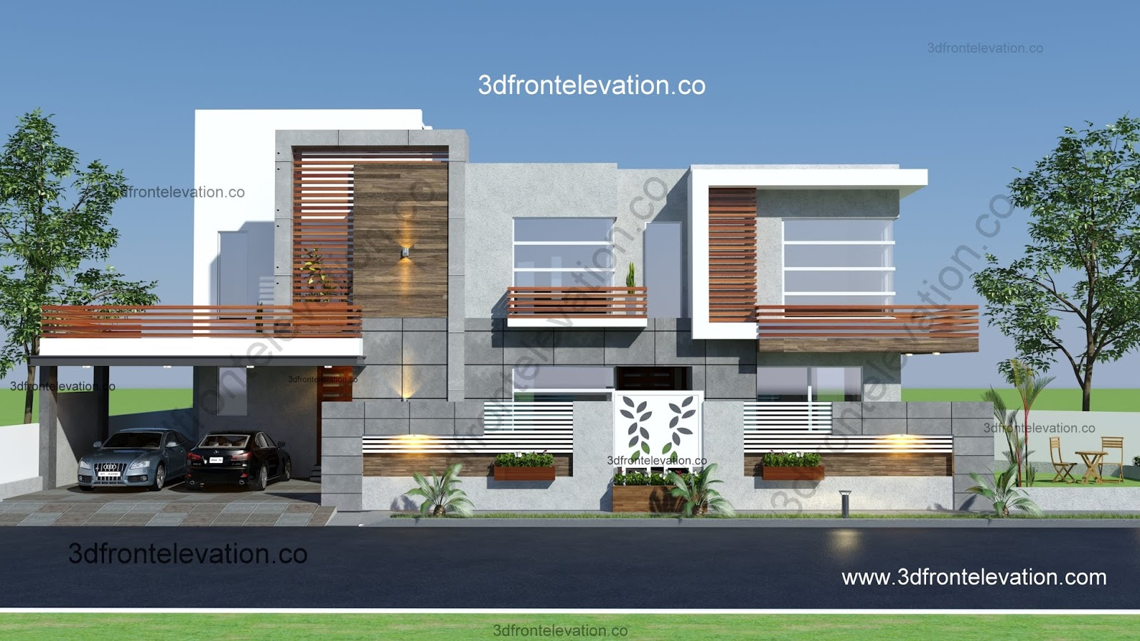 nigeria house modern design