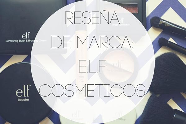 cosmeticos elf opiniones review