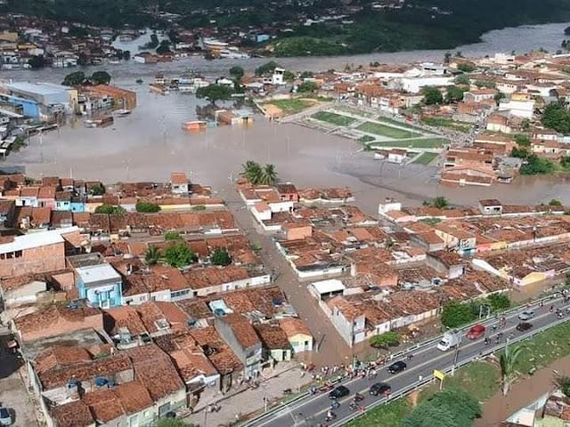 Santana do Ipanema: Em ação civil pública, Defensoria Pública pede que Município adote medidas para atender adequadamente vítimas das chuvas