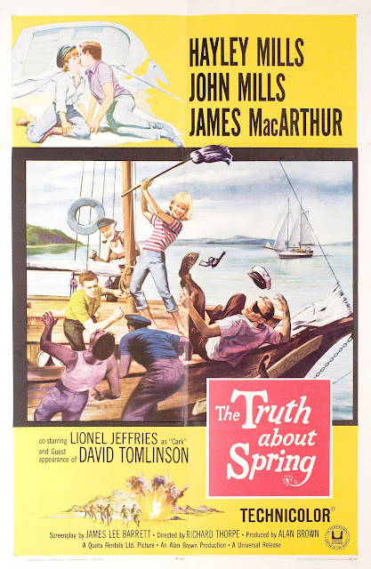 The Truth About Spring 1965 Full Streaming Movie and Best Quotes