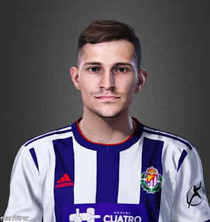 PES 2020 Faces Toni Villa by Lucas Facemaker