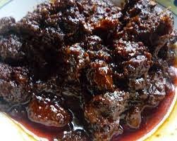 Resepi Daging Masak Hitam Mudah dan Enak! ~ Resipi Mudah Gila