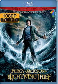 Percy Jackson y El Ladron del Rayo (2010) [1080p BRrip] [Latino-Inglés] [LaPipiotaHD]