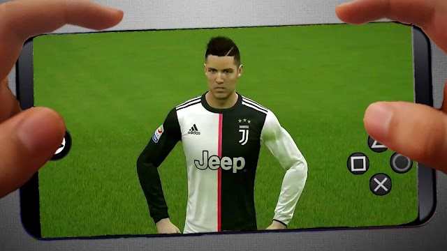 DOWNLOAD FIFA 20 PPSSPP ANDROID