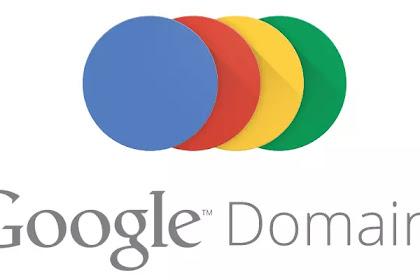 Cara menggunakan pengaturan Blogger Google Domain untuk halaman Blogger Blogspot
