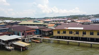 Kampung Ayer Brunei Darussalam