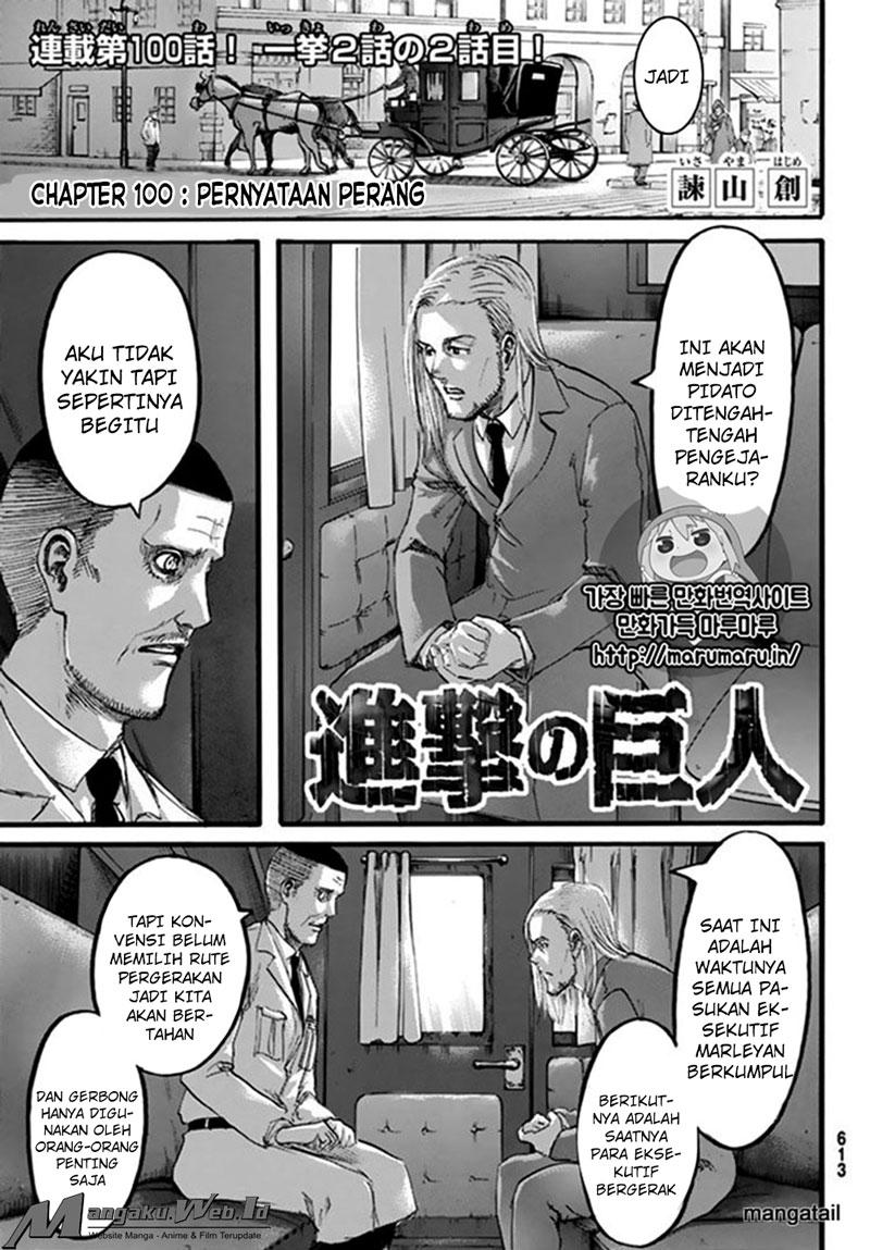 Shingeki No Kyojin: Chapter 100 - Page 3