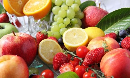 Buah-buahan kaya zat gizi bermanfaat