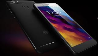 Kult Ambition smartphone in conclusion launched Kult Ambition smartphone launched amongst a fingerprint sensor