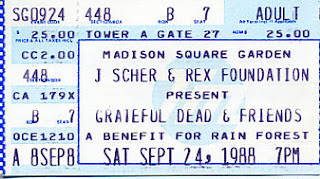 Grateful Dead, September 24, 1988