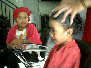 Liburan Keluarga Dengan Hair Spa Bareng
