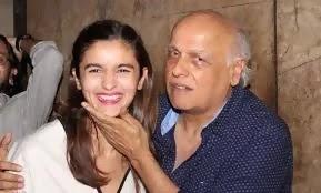 Alia Bhatt father- mahesh bhatt