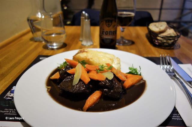 Carbonade Flamande, um dos pratos tradicinais do norte da França