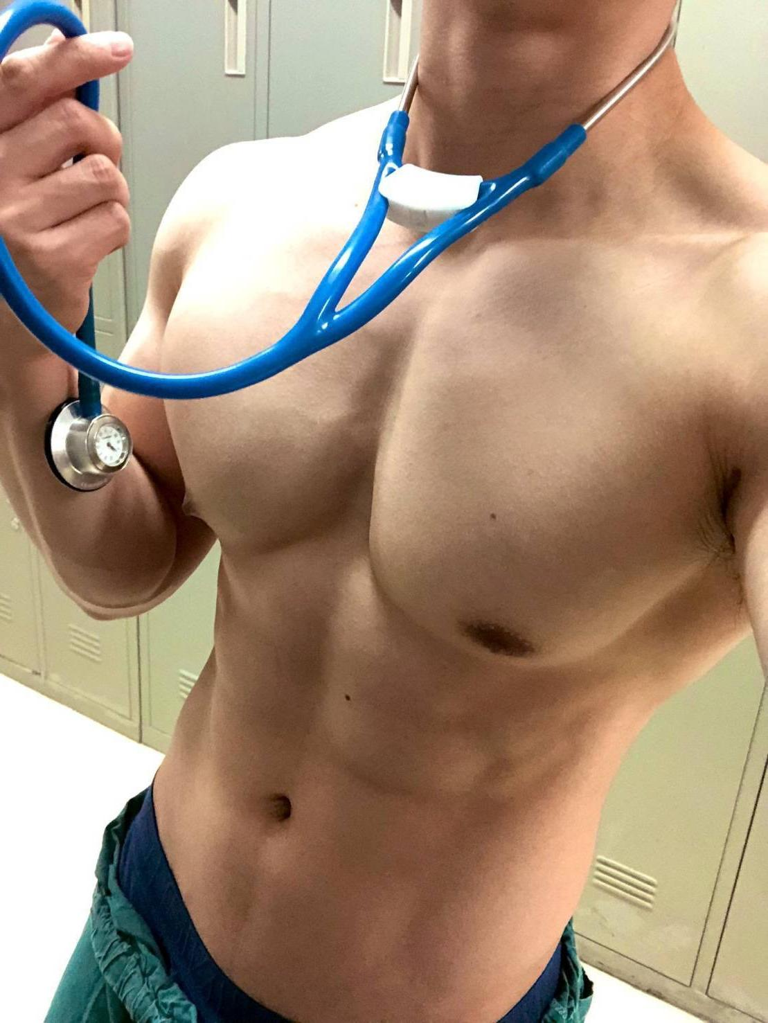 sexy-shirtless-male-nurse-soap-hunky-doctor-nipples-pecs