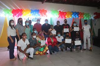 Artistas de Governador Newton Bello são contemplados pela Lei Aldir Blanc