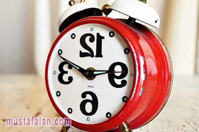 hadits tentang tepat waktu