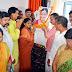 केन्द्रीय राज्यमंत्री के आवास पर सुषमा स्वराज को दी गयी श्रद्धांजलि