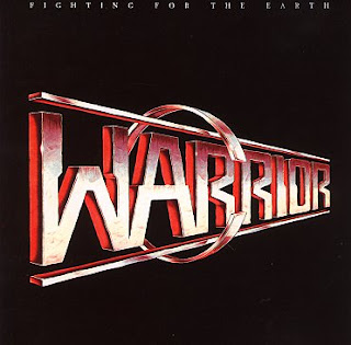 """Ο δίσκος των Warrior """"Fighting for the Earth"""""""