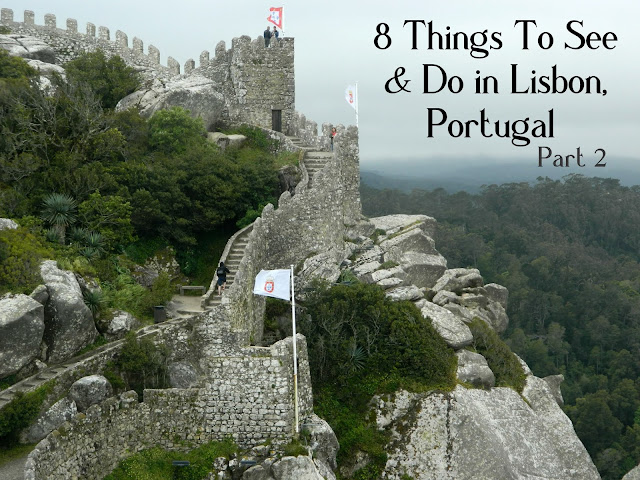 Things to see and do in Lisbon Portugal