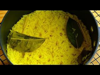 Masak Nasi kuning