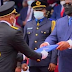 Après 6 mois de formation musclée/EGK : Félix Tshisekedi couronne 25 Officiers de la promotion Etienne Tshisekedi