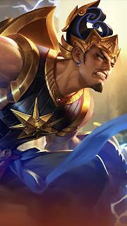 Gatotkaca Iron Steel Heroes Tank of Skins V3