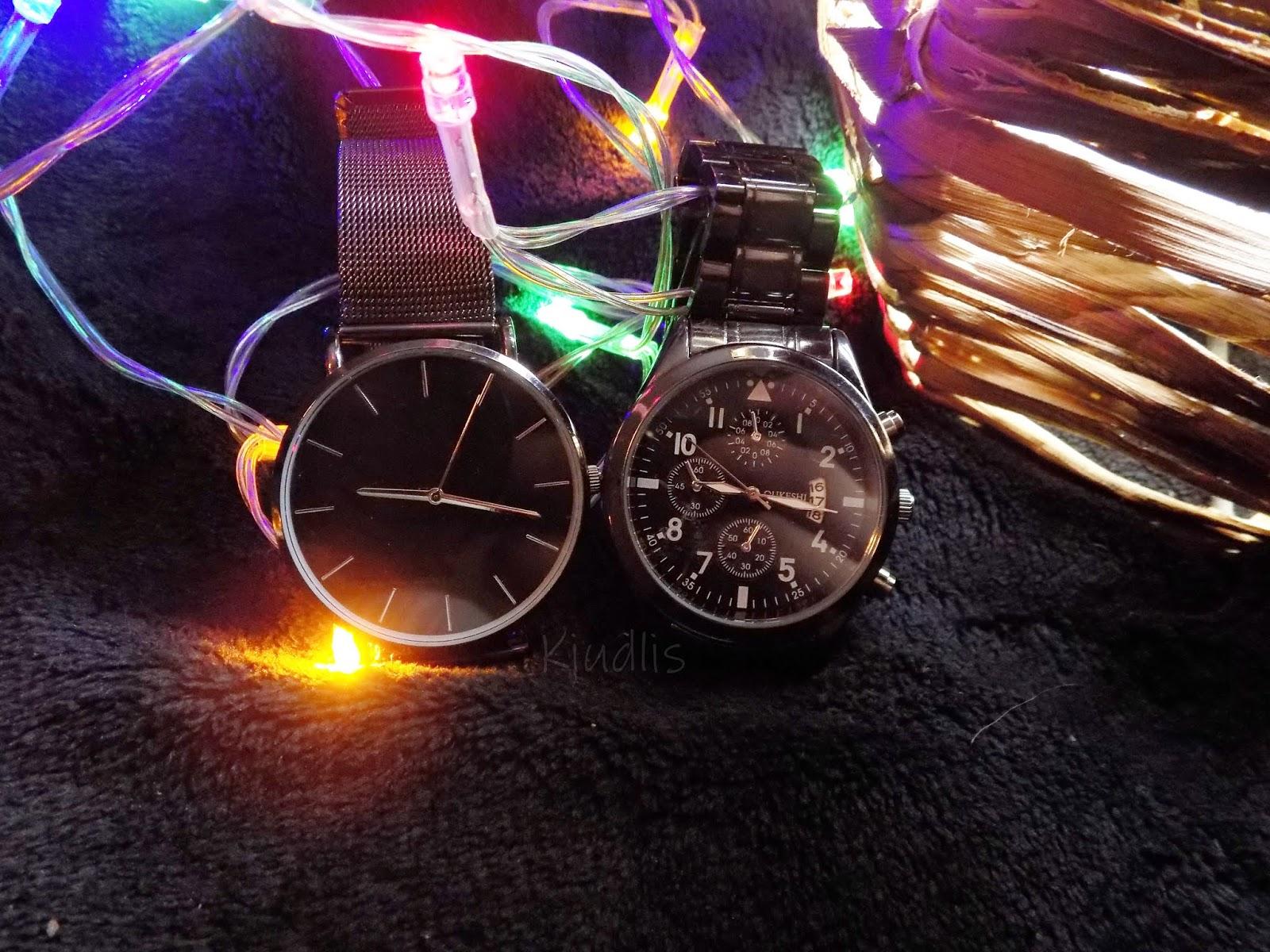 Mierzmy czas dzięki zegarkom z Dresslily.
