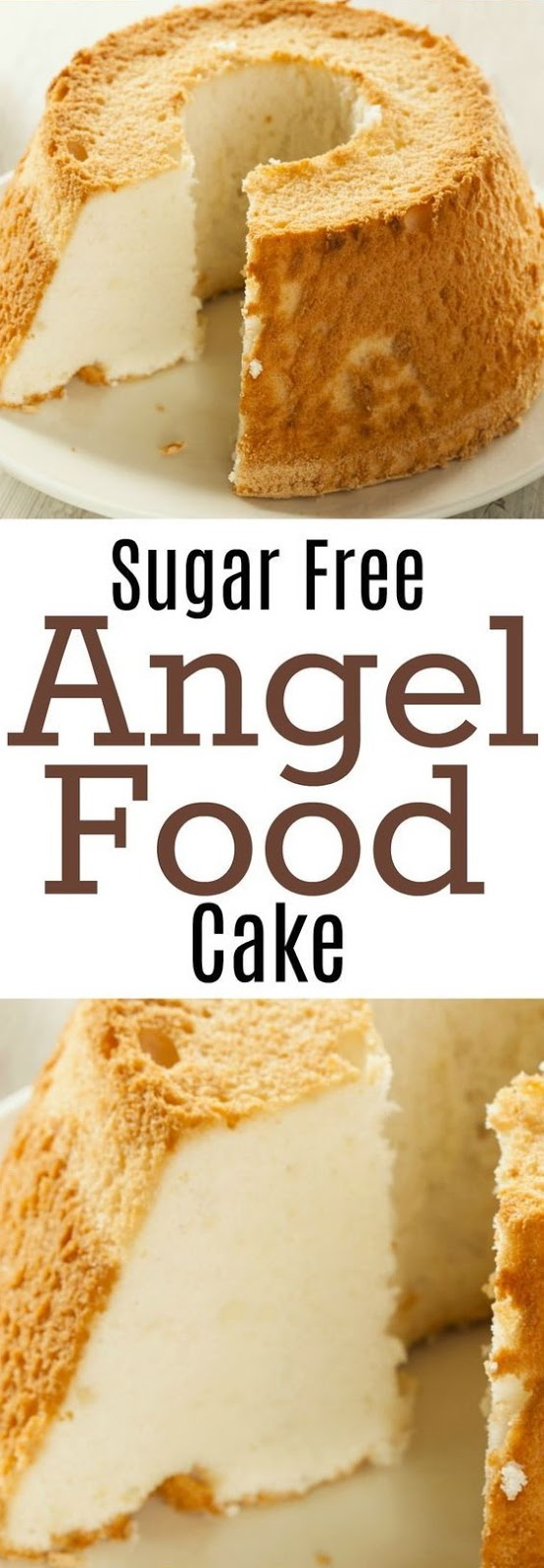 Sugar Free Angel Food Cake