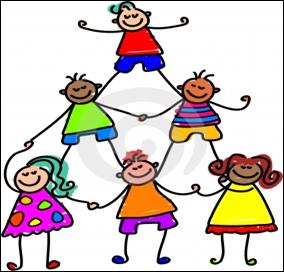 El blog de inma el trabajo cooperativo es la forma m s for Cancion infantil hola jardin
