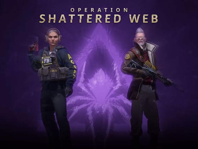 CS:GO: OPERAÇÃO SHATTERED WEB É LANÇADA; NOVOS PERSONAGENS NO JOGO