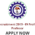 GKCIET Malda Recruitment 2019 for 19 Assistant Professor,Professor and other posts