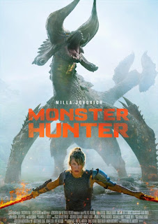 MONSTER HUNTER movie review
