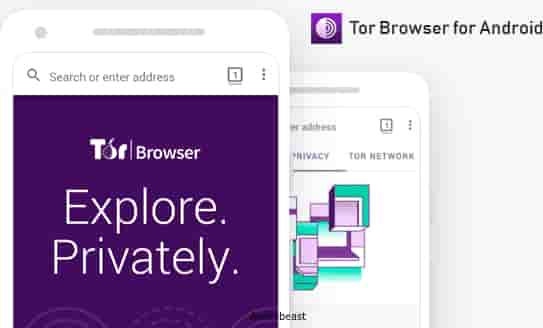 Best Private browser for Android - Tor browser