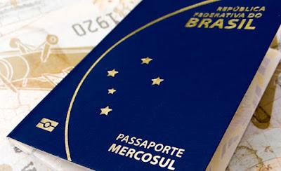autorização de viagem para entrar na Europa