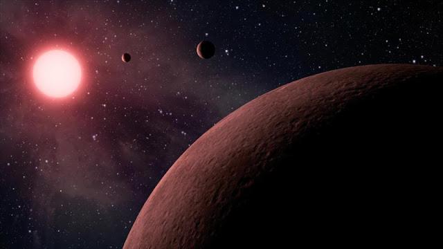 Descubren nuevo sistema planetario extrasolar cerca de la Tierra