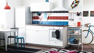 Преимущества кухонных модулей от компании Икеа