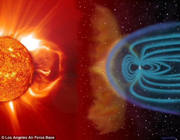 Earth's Second Magnetic Field: Mysterious 'Cocoon' That Protects Our Planet From Solar Storms Solar