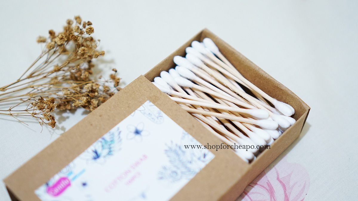 Review Cotton Buds Bamboo Zero Waste Ramah Lingkungan