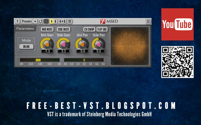 Free Best VST plugins catalog and rating: Free Stereo Mastering Tool
