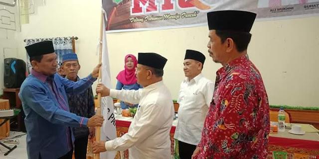 Janjikan Bonus Setara Medali Olahraga, Ali Mukhni Lepas 115 Kafilah MTQ Padangpariaman