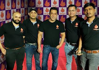 Chingari welcomes Salman Khan as Global Brand Ambassador and Investor