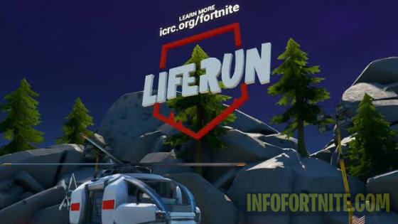 New Fortnite Creative map Liferun