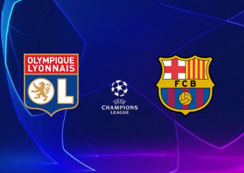 Lyon vs Barcelona Full Match & Highlights 19 February 2019